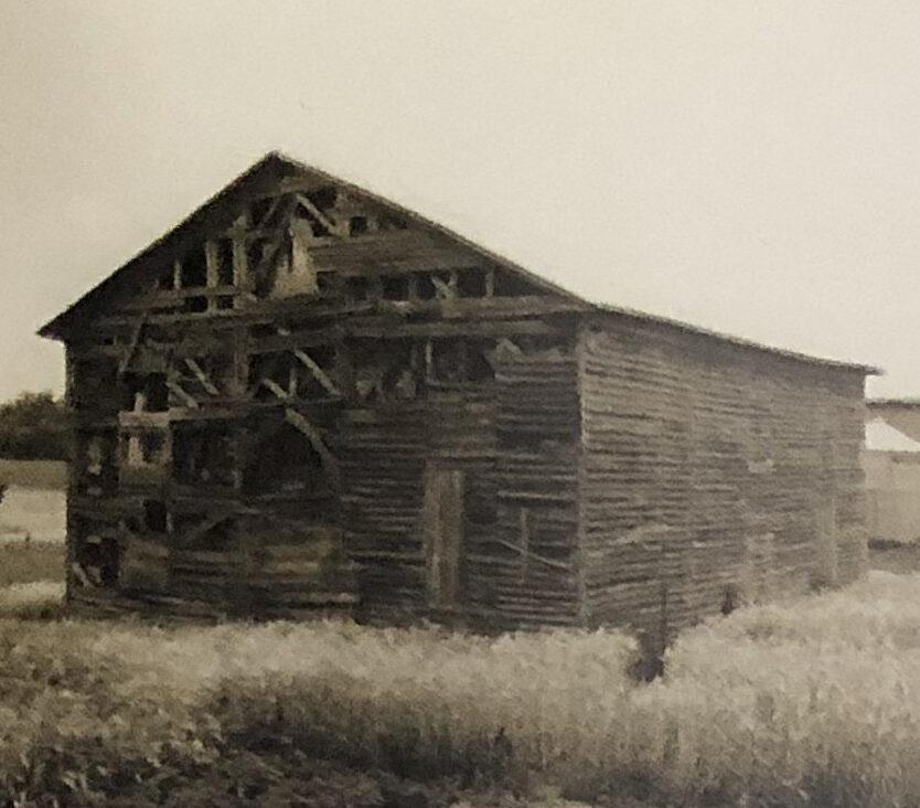 1850 Lutheran Settler's Church