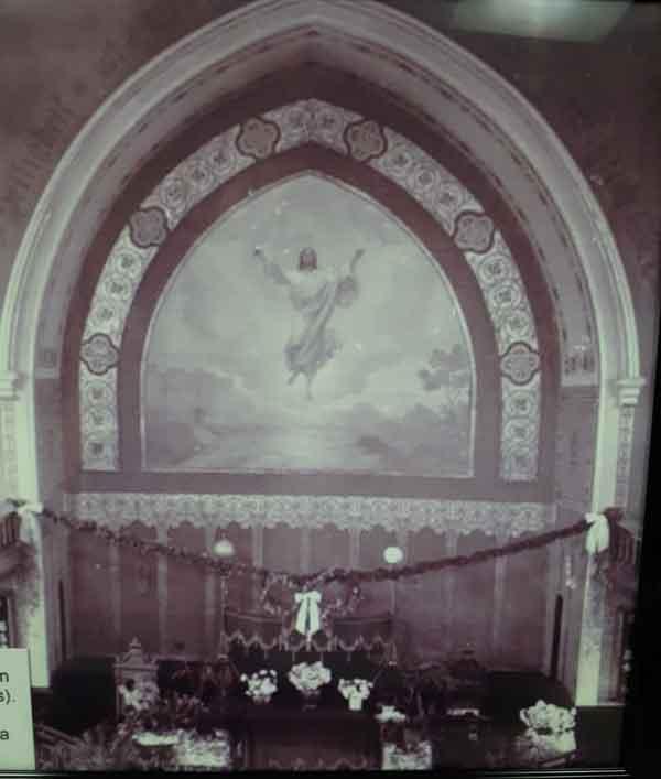 Sanctuary Mural