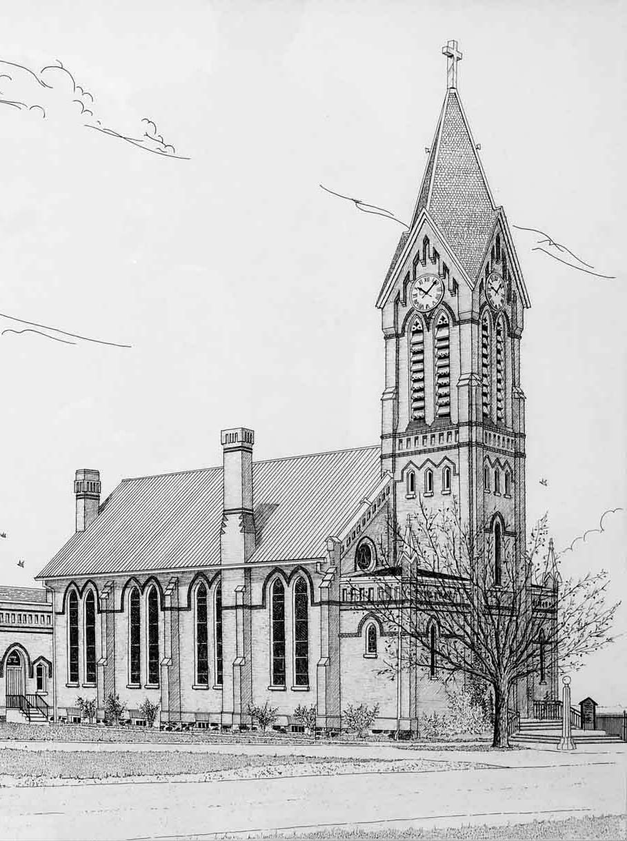 Trinity Evangelical Lutheran Church, Sebastopol – Tavistock
