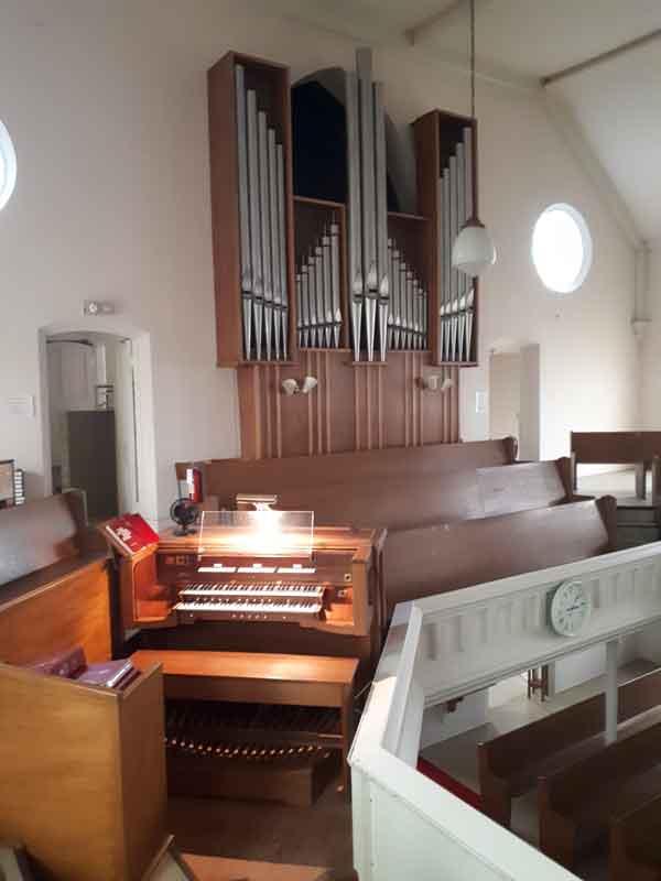 Trinity Sebastopol Pipe Organ